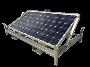 mobiele verplaatsbare zonnepaneel